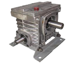 Reducer worm one-stage 1Ch-63A