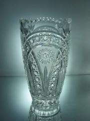 Flower vase s3510/5. Vases from crystal in