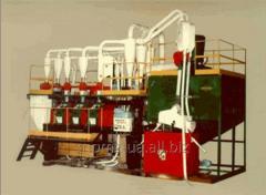 Мельница Р6-АВМ-7 для переработки зерна в муку