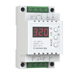 Терморегулятор terneo tpa без датчика
