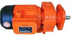 Мотор-редуктор пометоудаления Stallkamp 0,37 кВт