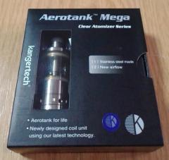 Атомайзер KangerTech Aerotank Mega. Витринный