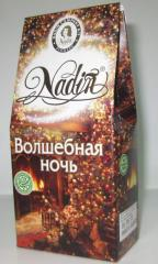Tea in New Year's packing of TM NADIN 50 of
