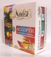 New Year's gift of TM NADIN tea of Allsorts