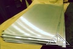 Sheets titanic GOST 22178-76