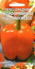 Семена перца сладкого Калифорнийское чудо