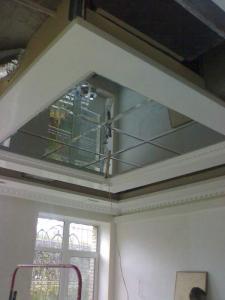 Ceilings mirror in Dnipropetrovsk, ceilings mirror