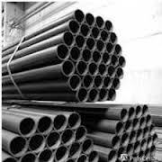 Pipes seamless for the petrochemical industry