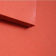 Silicone rubber porous