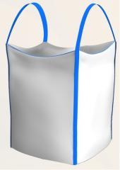 Die Pakete, Taschen aus Polyäthylen, Plasten, Gummi
