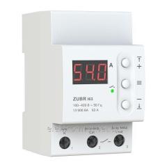 Реле контроля тока Zubr I63