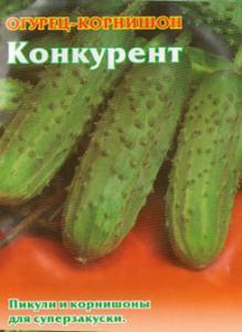 Seeds cucumber gherkin Competitor