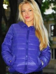 Куртка на синтепоне №014 оптом продажа поставка