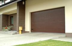 Gate are garage rolletny