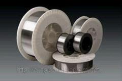Welding wire for N /