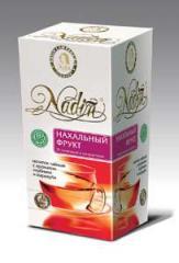 Чай фруктовый в пакетиках Нахальный фрукт ТМ NADIN 42 г