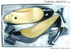 Элитная обувь с каблуком различной высоты и стиля