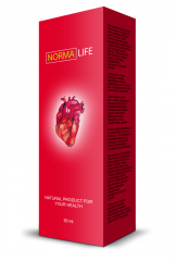 Normalife (Normallife) - capsules for hypertension