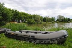 Лодка ΩMega 360 KU ALF Carp Series