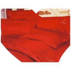 Евро комплект постельного белья Le Vele Rosita
