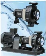 Насос центробежный консольный CNP NISO80-50-200/15