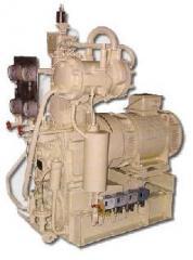 Компрессор ЭКП-70/25М, агрегаты компрессорные,