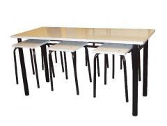 Комплект для столовой школы, техникума, детских