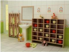 Детский шкаф для горшков