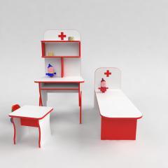 Мебель для детского сада игровая Больница со