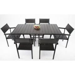 Комплект мебели «Бристоль» (стол+6 стульев)