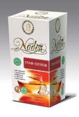 NADIN tea bag, Count Orlov