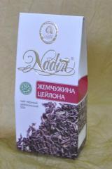 Ceylon tea TM NADIN Pearl of the Celon of 50 g
