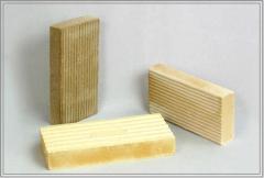 Плитка термокислотоупорная дунитовая - ТКД (ГОСТ