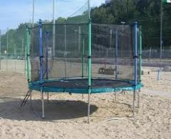 Equipment for playgrounds