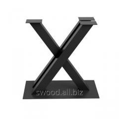Опора N204 для стола металлическая