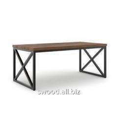 Опора N218 для стола металлическая