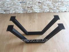 Ножка для стола LF10 опора для стола металлическая