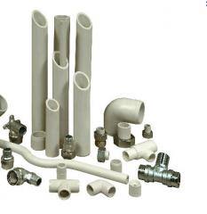 Pipes and fitting - accessories for installation