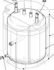 Бойлер для газового котла Vaillant COMBI AtmoVIT,