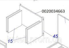 Изоляция SK 286*217 мм на газовый котел...