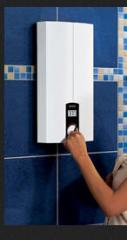 Electric water heaters (boilers).