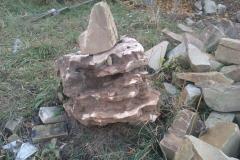 Boulders for a decor