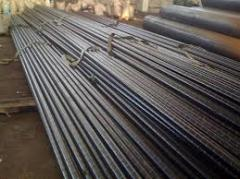 Pipes steel seamless for fuel-supply lines