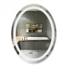 Зеркало Qtap Mideya с антизапотеванием (DC-F801) 600х800 QT2078F801W