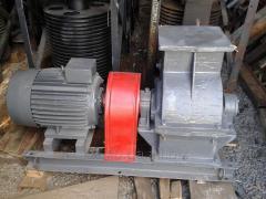 Дробилка канализационная молотковая Д-3Б