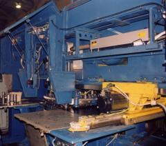 The press laser with ChPU OTsK0126F4.02L