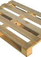 Піддон дерев'яний (розмір на вимогу)
