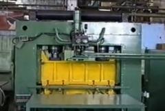 Прессы-автоматы вырубные перфорационные модели