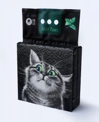 Наполнитель для кошачьего туалета FunCat