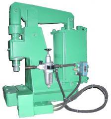 Press pneumatic PPN-10,5 model